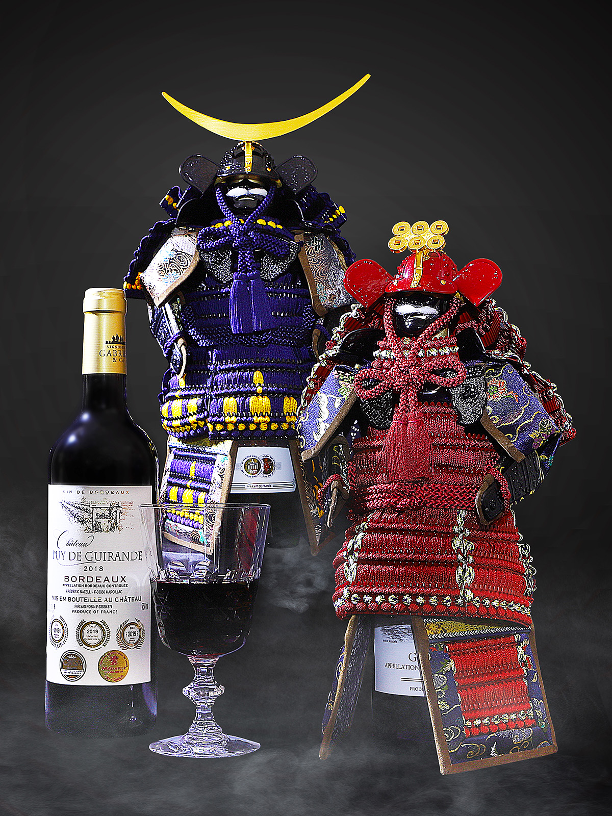 Bottle Armor for Wine Bottle